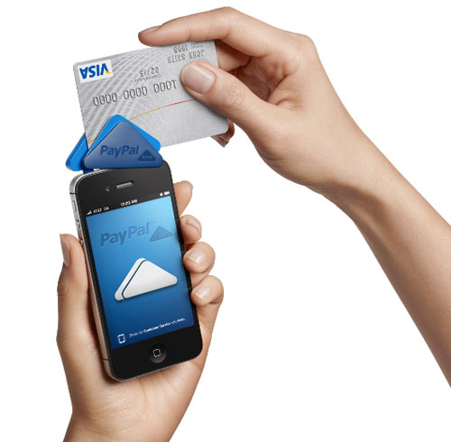 paypal here mobile credit card reader - Paypal Credit Card Swiper