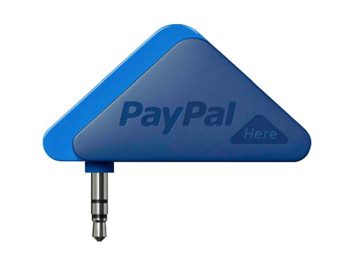 PayPal Here: Mobile Credit Card Reader in technology main  Category