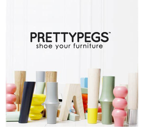 Prettypegs in main home furnishings  Category