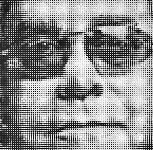 3Tone Halftone Art by Jeffrey Sgroi in technology art  Category