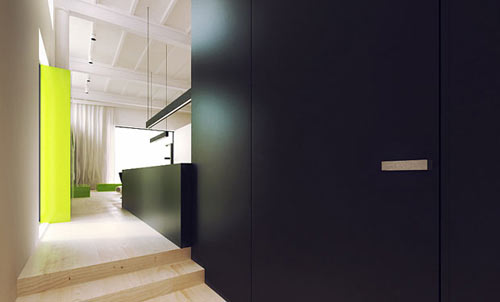 Workshop to Living Space Renovation by Tamizo Architects Group in main interior design  Category