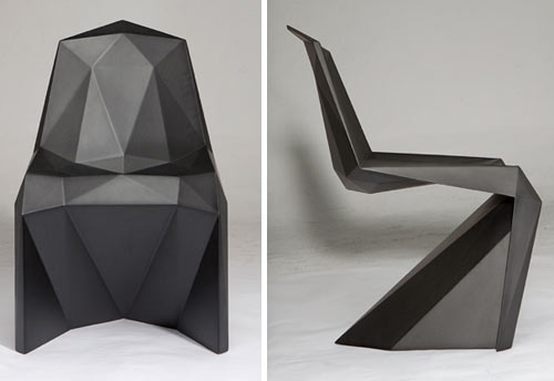 United Nude Lo Res Chair - Design Milk