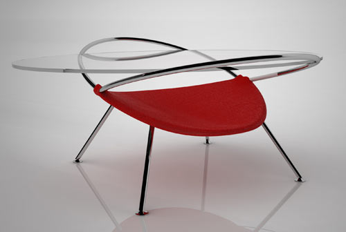 YOUMOU Coffee Table by Karre Design