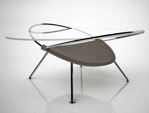 YOUMOU Coffee Table by Karre Design in main home furnishings  Category