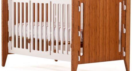 Bam B Crib by Gro Furniture