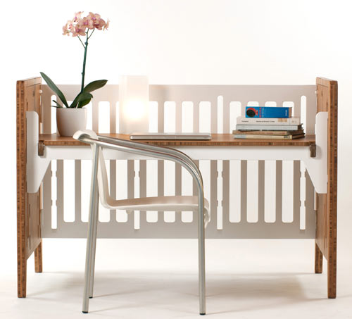 Bam B Crib by Gro Furniture in main home furnishings  Category