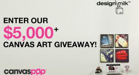 $5,000+ CanvasPop Canvas Art Giveaway