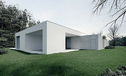 CZ House by Tamizo Architects in main architecture  Category