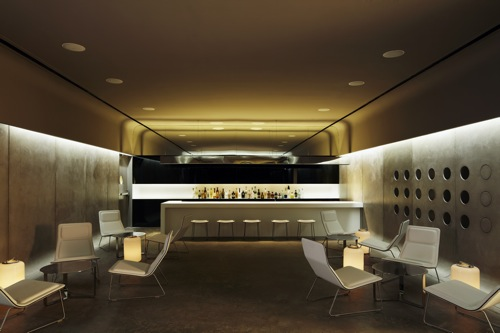 Americano Hotel in main interior design  Category