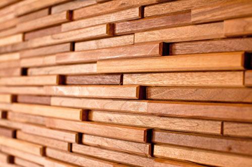 Wood Tiles by Everitt & Schilling