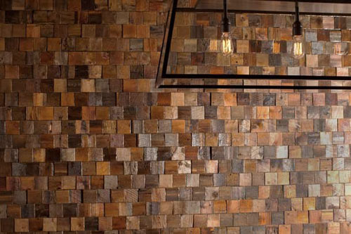 Wood Tiles by Everitt & Schilling in main interior design art  Category