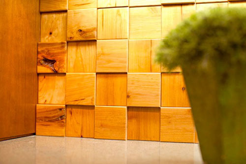 Wood Tiles by Everitt & Schilling in main interior design art  Category