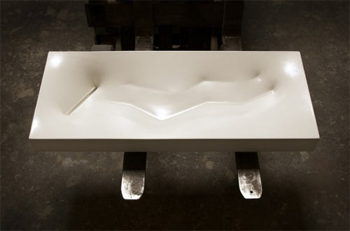 Sinks by Gore Design Co. in interior design home furnishings art  Category
