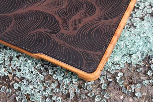 Groves Felt + Bamboo iPad Case in technology style fashion main  Category