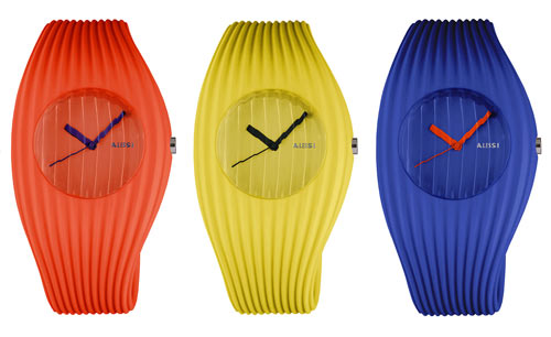 Grow Watch from Alessi in technology style fashion  Category