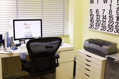 Where I Work: Jaime Derringer