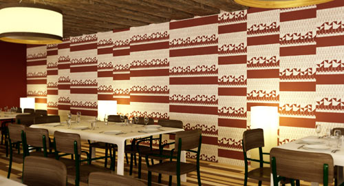 MisMatch and Bespoke Wallpapers by Kirath Ghundoo in main interior design home furnishings  Category