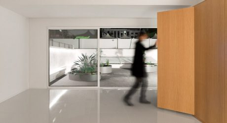 House in Lisbon by Bruno and Carla Pica