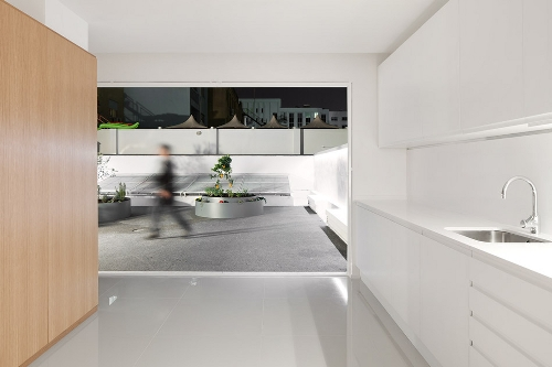 House in Lisbon by Bruno and Carla Pica in main interior design  Category