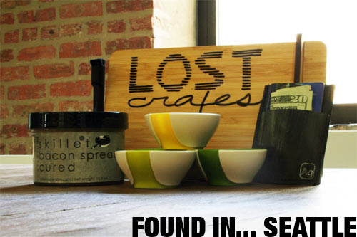 Get Monthly Goodies in the Mail from Lost Crates
