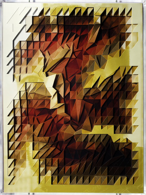 Cut Portraits by Lucas Simões in main art  Category