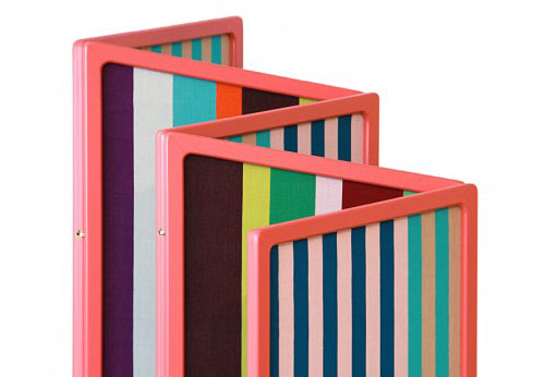Folding Screen and Magazine Rack by Note Design Studio in home furnishings  Category