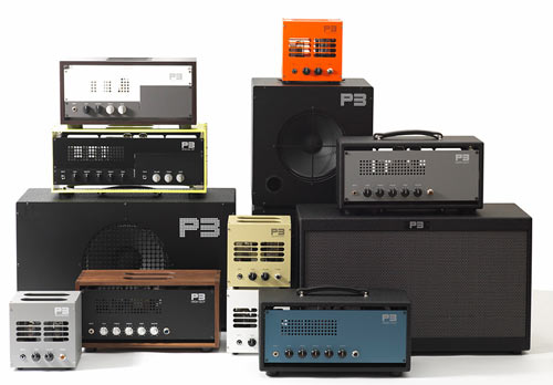 P3 Guitar Amplifiers in technology main  Category
