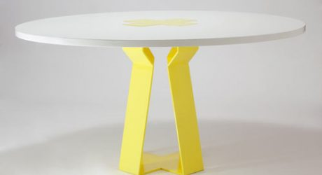 Phillips Table by Curtis Popp