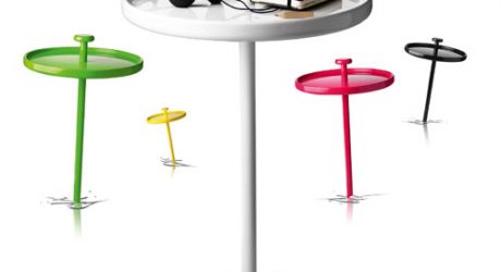 Menu Pin Tables