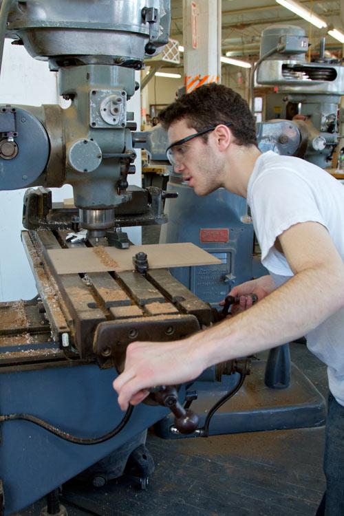 The Tools That Make It Happen: Pratt Institute – Industrial Design