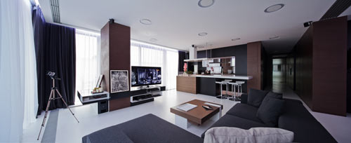 This Penthouse Apartment ... Design Ideas