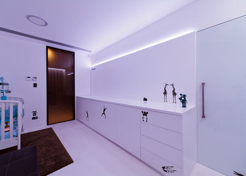 Apartment Interior by SquareONE in main interior design  Category