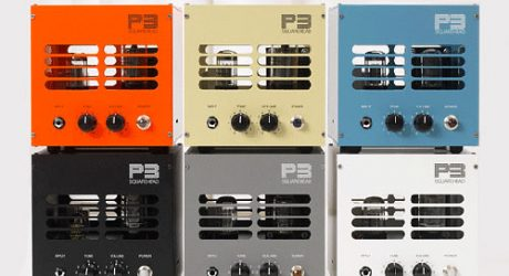 P3 Guitar Amplifiers