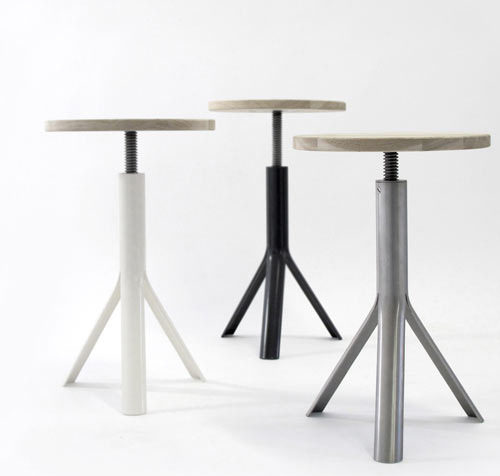 Ike Stool by Studio Dreimann