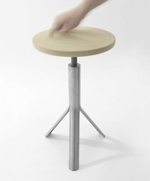 Ike Stool by Studio Dreimann in main home furnishings  Category