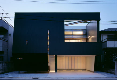 Y-House by IDEA Office