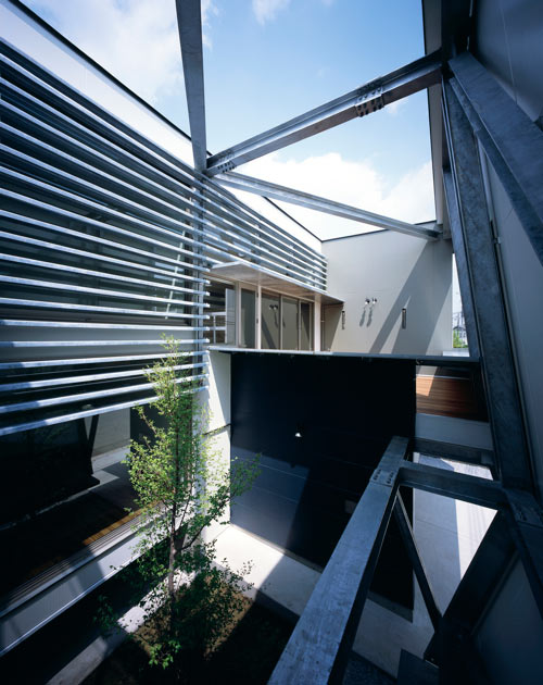 Y House By Idea Office Design Milk