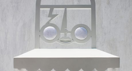 Caricature as Furniture by 56thStudio