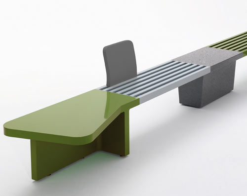 Abracadabra Bench by Lagranja Design in home furnishings  Category