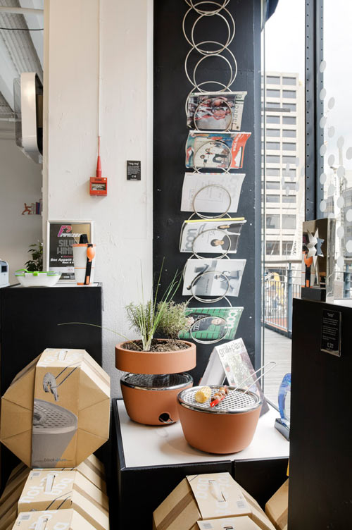 Where I Work: black+blum in technology main interior design architecture  Category