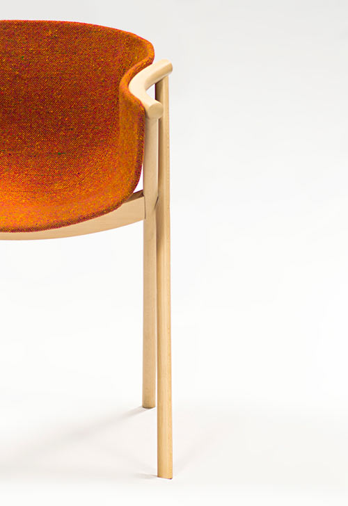 Bai Chair by Ander Lizaso in main home furnishings  Category