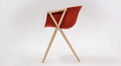 Bai Chair by Ander Lizaso