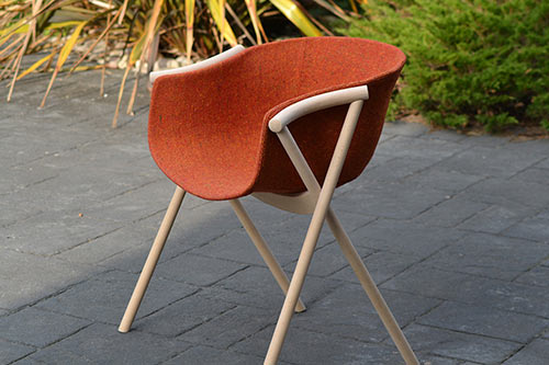 Bai Chair by Ander Lizaso in home furnishings  Category