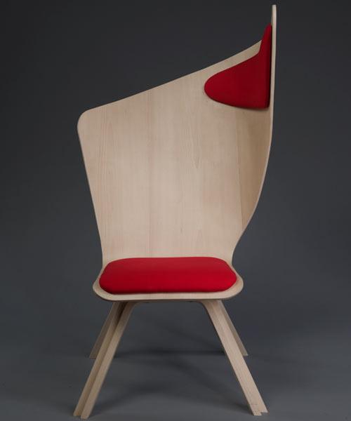 Bravo Chair by Matte Nyberg