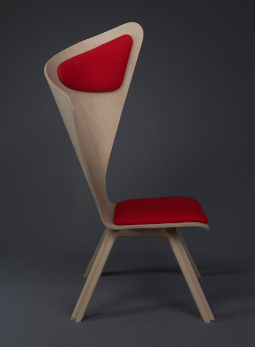 Bravo Chair by Matte Nyberg in main home furnishings  Category