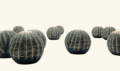 Cactus Seating by Maurizio Galante in main home furnishings  Category