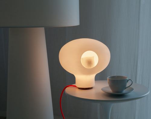 Cest Chouette Lamp by Quarch Atelier in home furnishings  Category