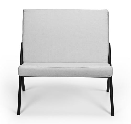 DL 2 Euclides Easy Chair by Loehr in main home furnishings  Category