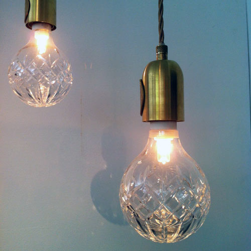 Lee Broom Crystal Bulb