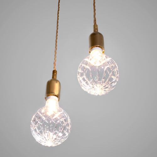 Lee Broom Crystal Bulb